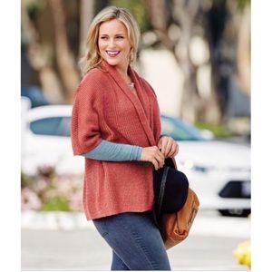 Cabi Rosewood Sweater Carol Love XXS